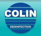 Colin desinfection - Hygiene et desinfection de la grippe A